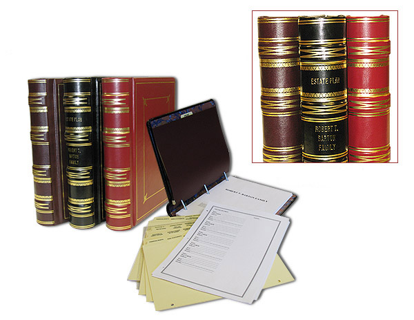 Image of our regal estate planning kit.
