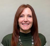 An image of Parasec CFO Barbara Geiger